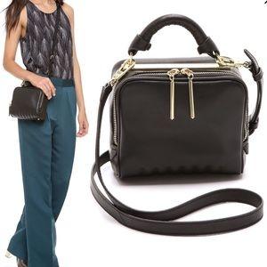 3.1 Phillip Lim Black Small Ryder Crossbody Bag